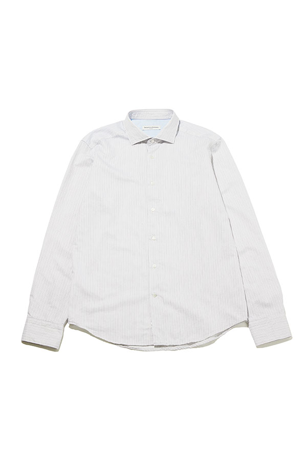 Multi Stripe Slim-fit Shirts_GY